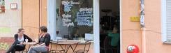 ersteSahne - OTIVM, italiaans ijs en koffie