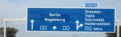 Met de auto naar Berlijn