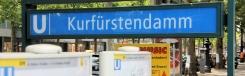 Kurfürstendamm, Tauentzienstraße en omgeving
