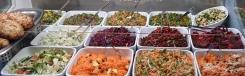 Vegetarisch restaurant Seerose