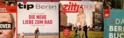 Stadsmagazines TIP en ZITTY