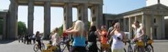 Fietstours en wandeltours door Berlijn