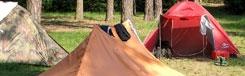 Campings bij Berlijn