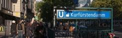 Winkelstraten in Berlijn