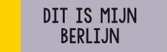Dit is mijn Berlijn