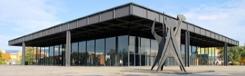 Neue Nationalgalerie en het Kulturforum