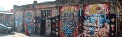 RAW-terrein, cultureel walhala in Berlijn