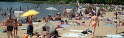Strandbaden en zwembaden in Berlijn