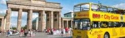 Hop-on Hop-off bus en rondvaart over de Spree