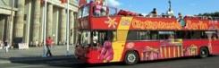 Hop-on Hop-off bus Berlijn