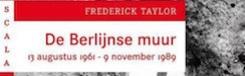 Frederick Taylor: De Berlijnse Muur, 13 aug 1961 - 9 nov 1989